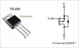 Транзистор IRF9530