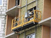 Люлька строительная ZLP630 (6м, 100м) крашенная