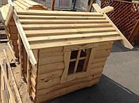 Домик деревянный для детей ( Будинок дерев'яний ) Дом