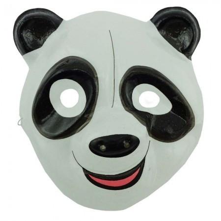 Маска Детская Панда (уп. 12шт) пластик
