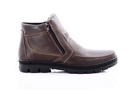 Ботинки зимние мужские 072к
