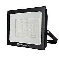 Прожектор светодиодный ЕВРОСВЕТ 150Вт 6400К EV-150-504 PRO 13500Лм, фото 1