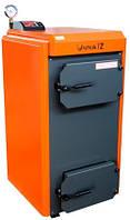 Котёл пиролизный твердотопливный КОТэко Unika (Уника), 18 кВт