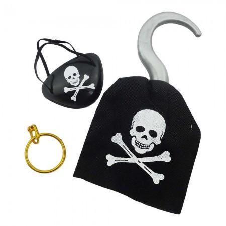 Набор Пирата с крюком (3 предмета)