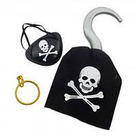 Набір Пірата з гаком (3 предмета)