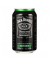 Jack Daniel's Ginger 330 ml 5% Alk