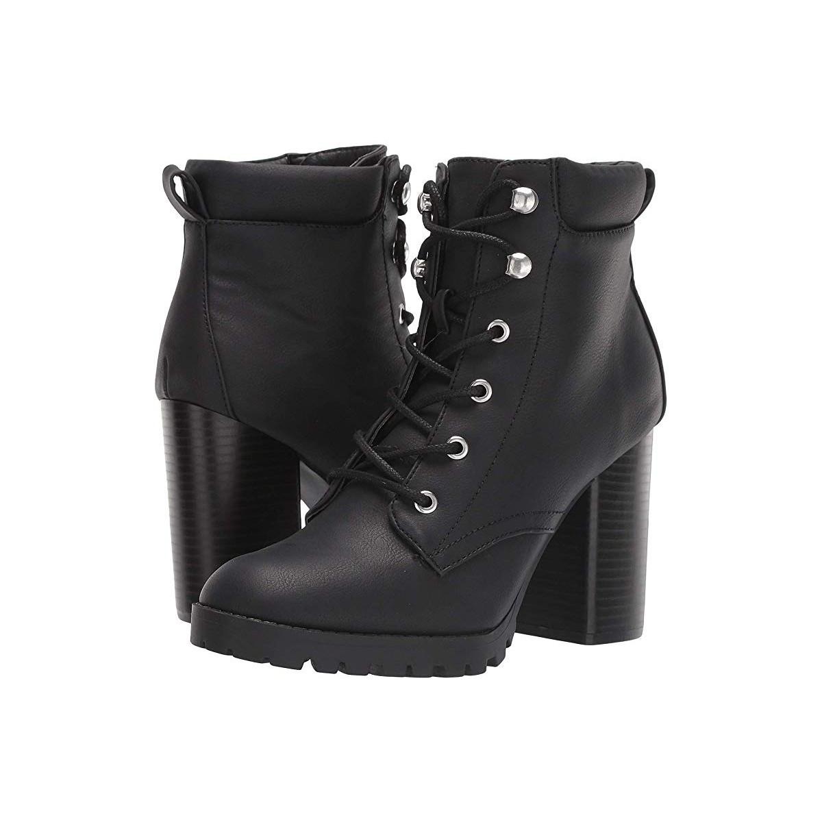 Ботинки Madden Girl Leonn Black - Оригинал, фото 1