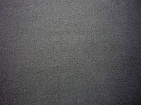 Велюр однотонный темно-серый.