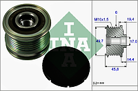 INA 535 0168 10 Шкив генератора MB Vito/Sprinter (Германия)