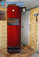 Бытовой твердотопливный котел длительного горения PlusTerm 7 кВт, котлы ПлюсТерм.