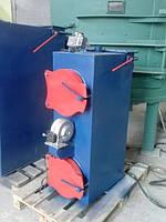Твердотопливный пиролизный котел zpk 60 (60 кВт), котел длительного горения., фото 1