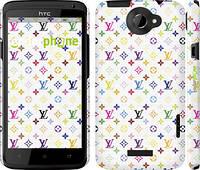 "Чехол на HTC One X Louis Vuitton 1 ""454c-42"""