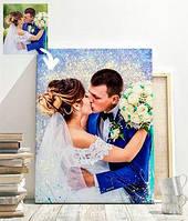 Дрим Поп Арт Портрет Обои Модульные Картины печать на холсте по Фото