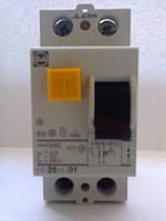 Устройство защитного отключения (УЗО) In=25A, 100mA, 1+N  F7-25/2/01 (PF7-25/2/01)  _Moeller-SALE