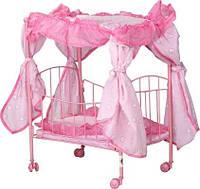 Кроватка для кукол Melogo 9350