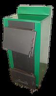 Котел твердопаливний Вогник КОТВ-20 (двоконтурний), фото 1