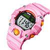 Спортивные детские часы Skmei 1484 Розовые, фото 3