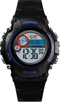 Cпортивные детские часы SKMEI 1477 черные