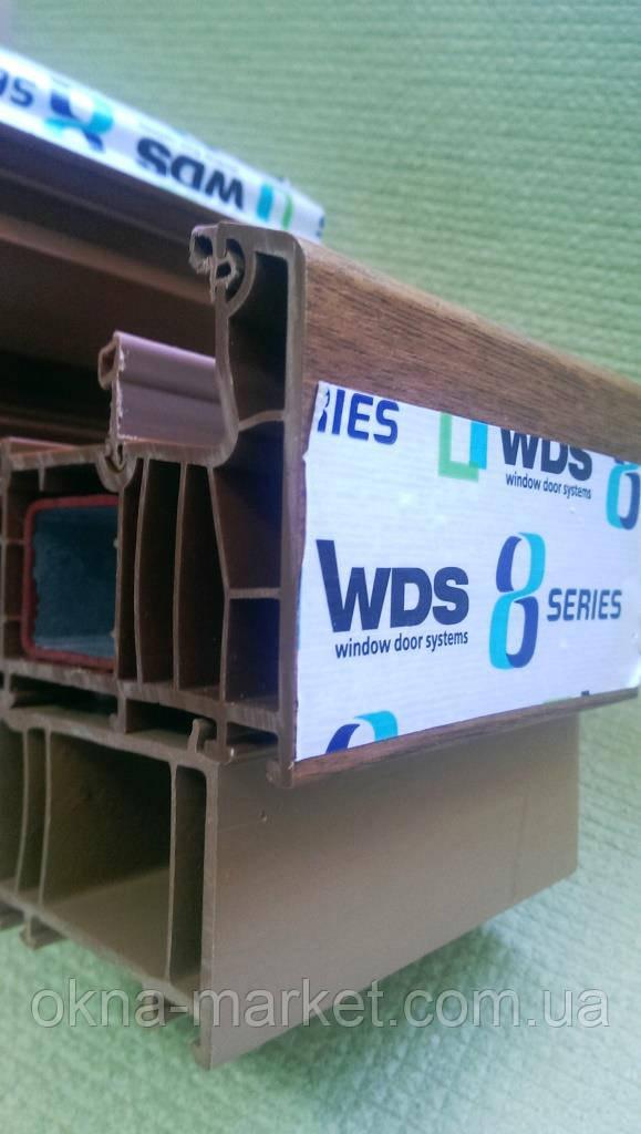 Производство окна WDS 8 series