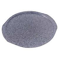 Форма для выпечки пиццы с антипригарным гранитным покрытием Con Brio CB-513 35,5х33х1,5 см + Бонус