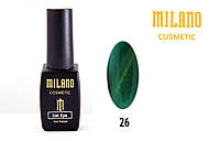 Кошачий глаз Milano  026