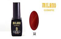 Кошачий глаз Milano  032