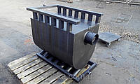 Котел твердотопливный длительного горения аква буллерьян - буллерьян с водяным контуром 02-18 квт