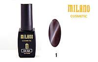 Кошачий глаз Milano 001