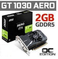 Игровая видеокарта Radeon 270X, 5770 1Гб DDR5, NVIDIA 1030 2Gb, 1050 4