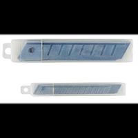 Сменные лезвия для канцелярских ножей BUROMAX 18 мм 10 лезвий в упаковке
