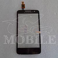 Сенсор ALCATEL 5020/5020D M`Pop black