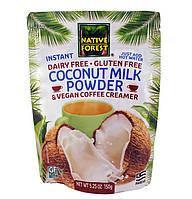 Вегетарианское сухое кокосовое молоко без глютена 150 г