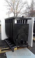 Котел на дровах длительного горения аква буллер 05-40 квт.