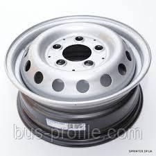 Диск колесный (6J×15H2 ET75) на MB Sprinter, VW LT 1996-2006 — Kronprinz (Германия) — ME615016
