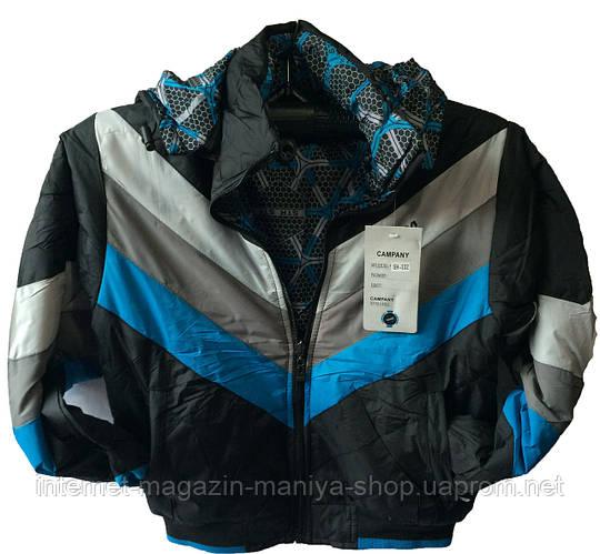 Мужская подростковая куртка