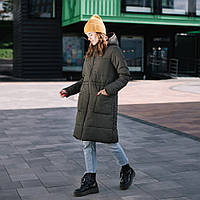 "Зимняя слингокуртка ""Хаки"" 3 в 1 Love & Carry Зима 2020, фото 1"