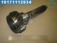 ⭐⭐⭐⭐⭐ Вал первичный КПП ЗИЛ 5301 Z=22, L=265 мм Премиум (производство  Украина)  433360-1701030