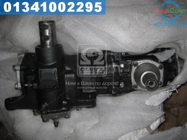 Механизм рулевой КАМАЗ в сборе (старого образца ) (восстановление) (производство  Украина)  5320-3400020