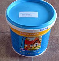 Латексная краска для крыш (шифер, оцинковка), минеральных, металлических и деревянных поверхностей 1,2 кг