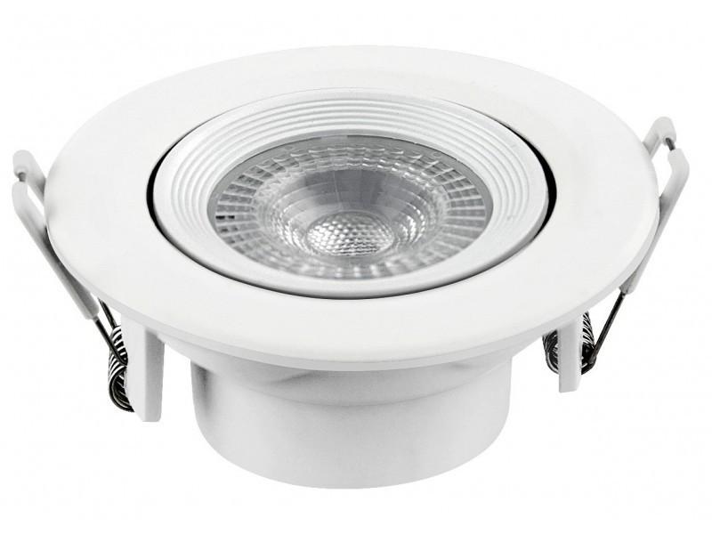 Врізний Стельовий Світильник LED Luxel 5W 4000К