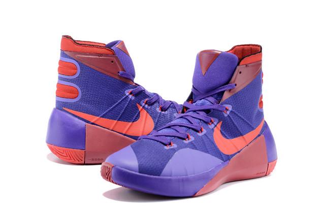Баскетбольные кроссовки Nike Hyperdunk 2015