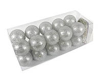 Гирлянда тайские шарики Lighteer Technology Limited GreyBroc Cotton Balls 20led 6х330см на батарейках АА (hub_xRZV29714)