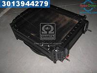 ⭐⭐⭐⭐⭐ Радиатор водяного охлаждения ЮМЗ с двигатель Д65 (4-х рядный ) медный (производство  JOBs,Юбана)  45-1301010-B-SB