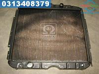 ⭐⭐⭐⭐⭐ Радиатор водяного охлаждения ГАЗ 53 (3-х рядный ) (141.1301010-01) (производство  г.Бишкек)  53-1301010