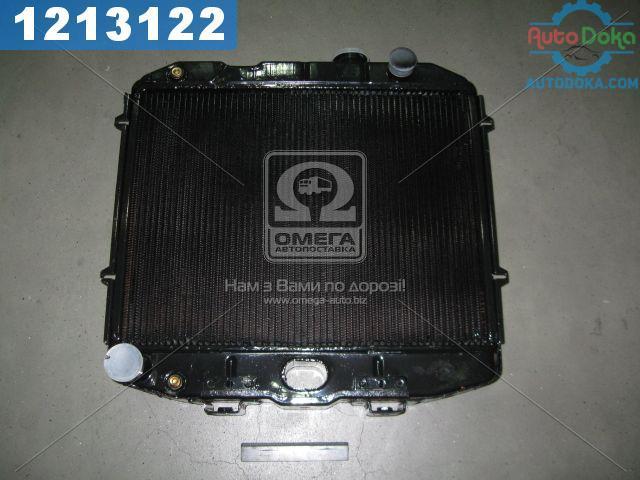 ⭐⭐⭐⭐⭐ Радиатор водяного охлаждения УАЗ (3-х рядный ) двигатель УМЗ 409, 417 (производство  ШААЗ)  3160-1301010