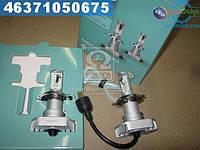 ⭐⭐⭐⭐⭐ Лампа светодиодная LED H4 Ultinon +160 15W 6200K (производство  Philips)  11342ULWX2