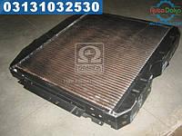⭐⭐⭐⭐⭐ Радиатор водяного охлаждения ГАЗ 53 (3-х рядный ) медный (TEMPEST)  53-1301010-С