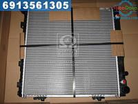 ⭐⭐⭐⭐⭐ Радиатор охлаждения МЕРСЕДЕС E-CLASS W 124 (84-) E 220 (производство  Nissens) МЕРСЕДЕС, 62763A