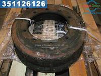 ⭐⭐⭐⭐⭐ Барабан тормозной УРАЛ передний (производство  Россия)  375-3501070