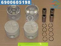 ⭐⭐⭐⭐⭐ Поршень (комплект на мотор) Toyota Land Cruiser 3B 88- d102.0+0.5 (производство  TEIKIN)  46622.050